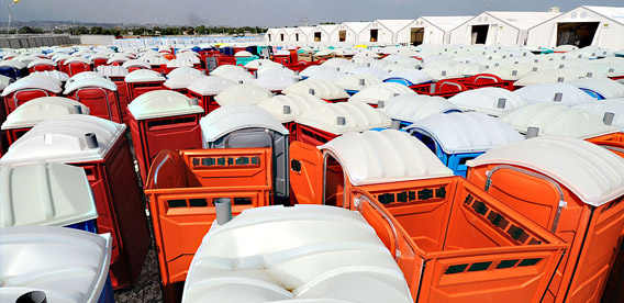 Champion Portable Toilets in Springfield, OR